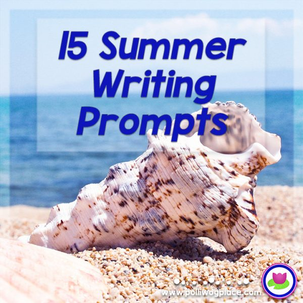 15 Summer Writing Prompts