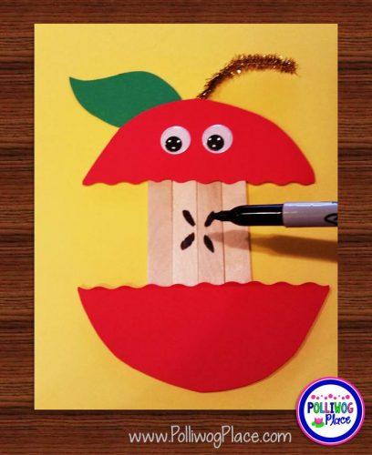 Apple Stick Craft 04