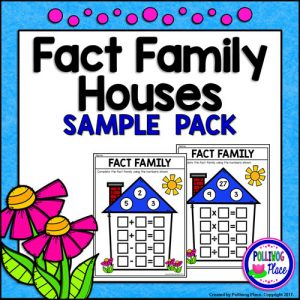 Fact Family Houses Sample Pack Cover