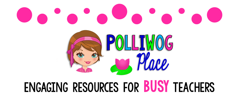 Polliwog Place - Resources for BUSY Teachers