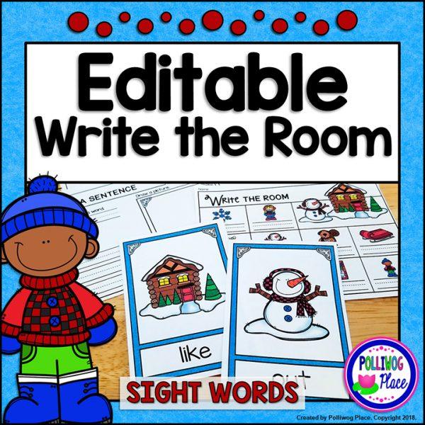 Write the Room Winter Cabin G01