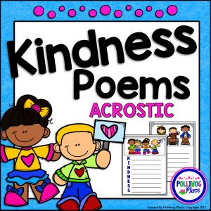 Kindness Poems SMJ