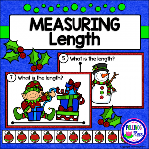Measuring Length - Christmas