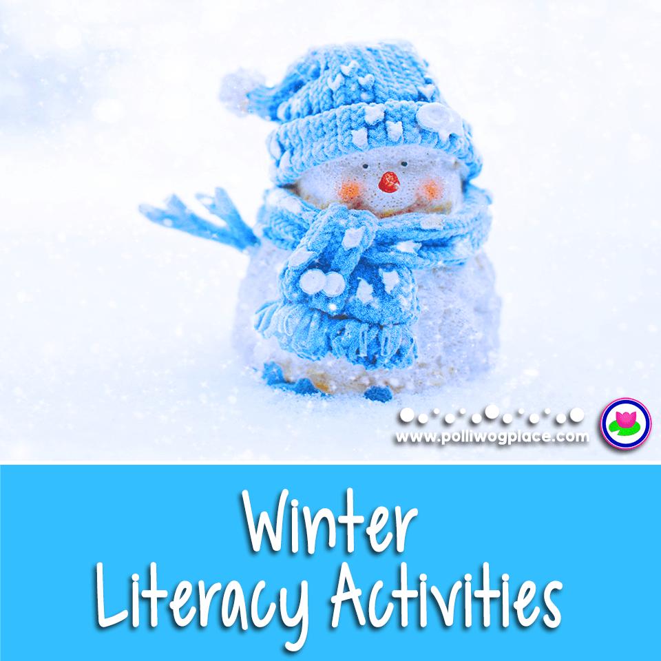 Winter Literacy Activities