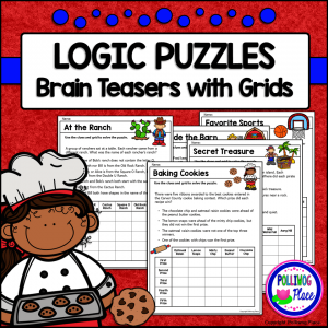 Logic Puzzles Set 3