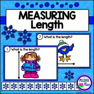 Measuring Length - Winter