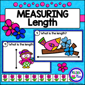 Measuring Length - Spring