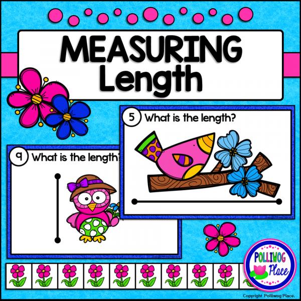 Measuring Length - Spring