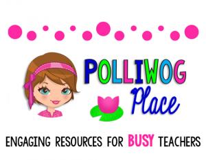 Polliwog Blog Top Logo