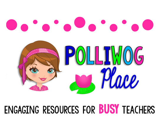 Polliwog Blog Top Logo