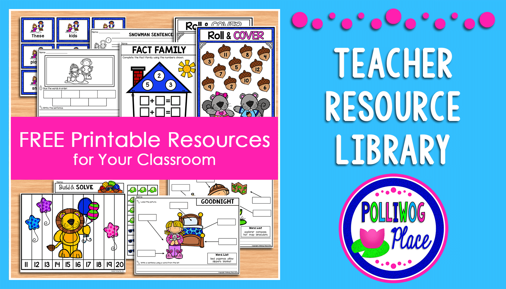 Teacher Resource Library Extra WIDE