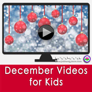 December Videos for Kids Kindergarten