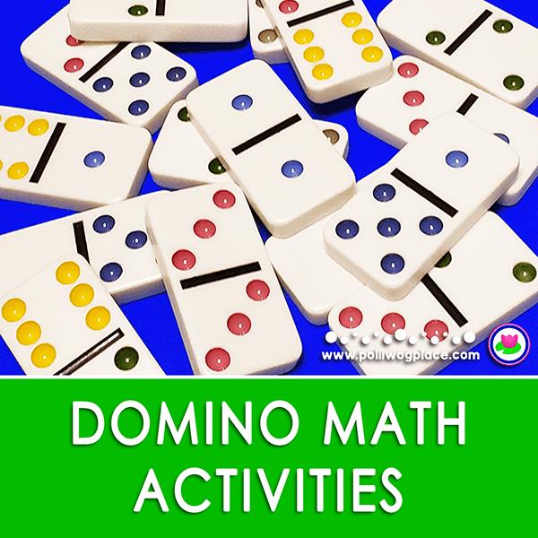 Domino Math Activities